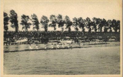 121ste  Internationale Regatta, 27ste Belgian Open Sprintcup &  118de  Drieluik van Club Gent Watersportbaan Gent –  9 & 10 september 2017