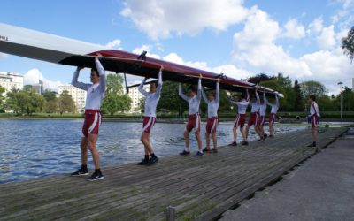 Puike resultaten voor Club op Internationale Meiregatta!