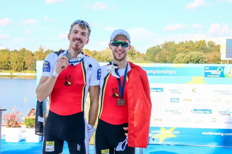 Belgische LM2X pakt Brons om EK in Poznan